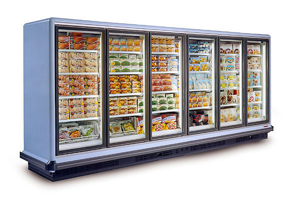 Glass-Door-Freezer
